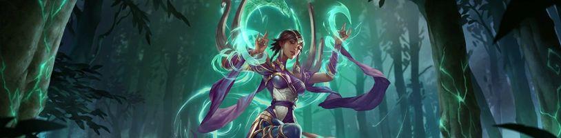 Koncem měsíce se spustí strategická karetní hra Legends of Runeterra