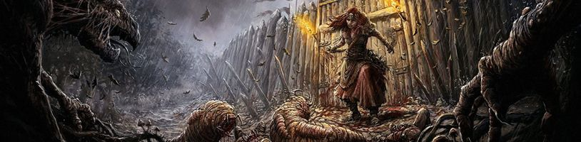 Ve strategické adventuře Gord se vašim vesničanům stanou hrozné věci