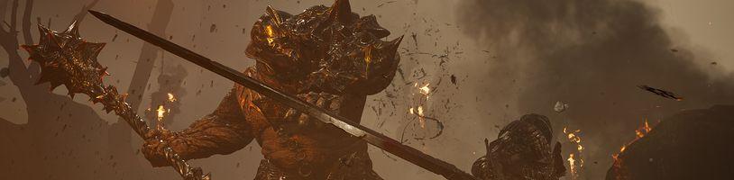 Nové ukázky akčního RPG Mortal Shell by mohly potěšit všechny fanoušky soulsborne her