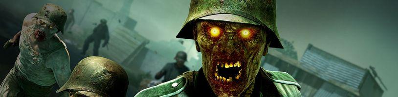 Zombie Army 4: Dead War je výbornou kooperační střílečkou