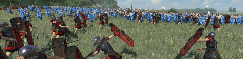 První pohled na Total War: Rome Remastered