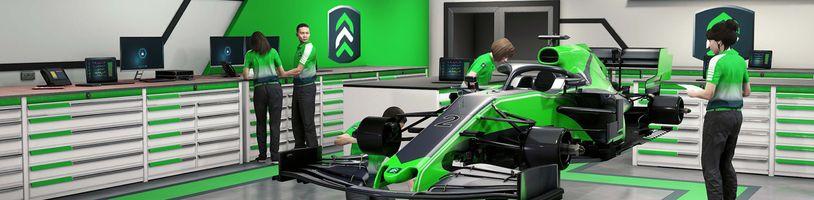 My Team mód v F1 2020 vám umožní vytvořit a provozovat vlastní tým Formule 1