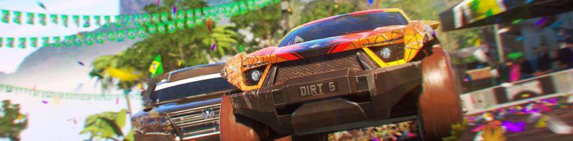 DiRT 5 nabídne zajímavé tratě, split-screen pro 4 hráče i Gymkhanu