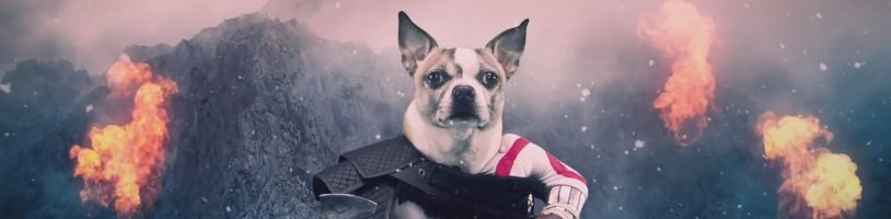 Jedna malá chyba může způsobit katastrofu - je tu Dog of War trailer