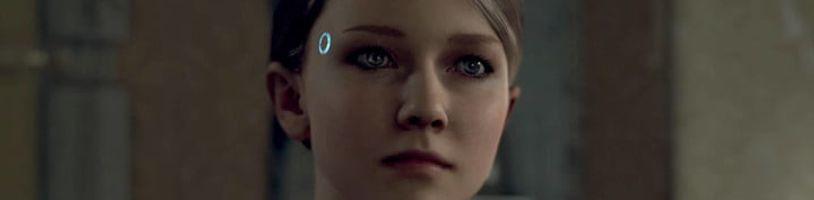 Detroit: Become Human si na PC v rozlišení 4K při 60fps zahrajete příští měsíc