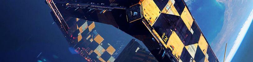 V Hardspace: Shipbreaker budete rozebírat lodě při nulové gravitaci