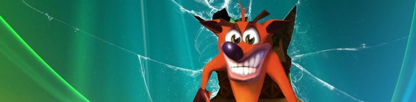Na mobily a tablety se dostane nový Crash Bandicoot