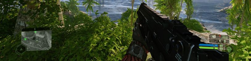 Crysis Remastered o několik týdnů odložen. Gameplay trailer dnes neuvidíme