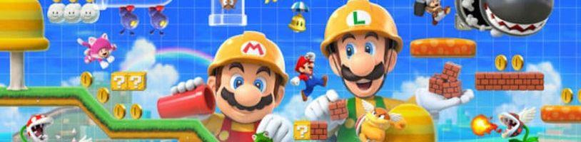 Februárový Nintendo Direct vedie Super Mario Maker 2 a remake staručkej Zeldy