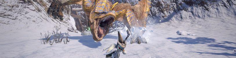 Monster Hunter Rise je pouze časovou exkluzivitou Switche