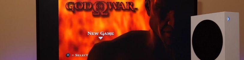 Na Xboxu Series X/S je možné hrát hry z PS2