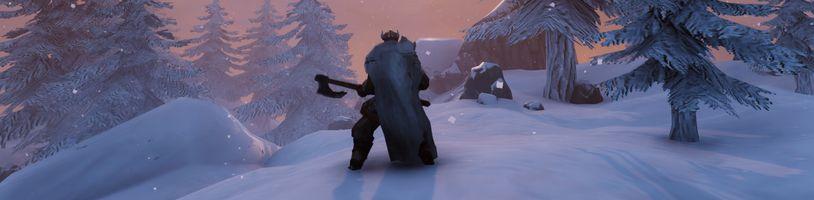 Vikingové dobývají Steam: Survival Valheim je hitem