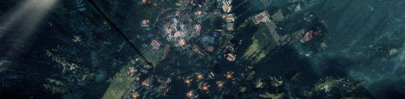 Masivní expanze ukáže svět Frostpunku před apokalypsou