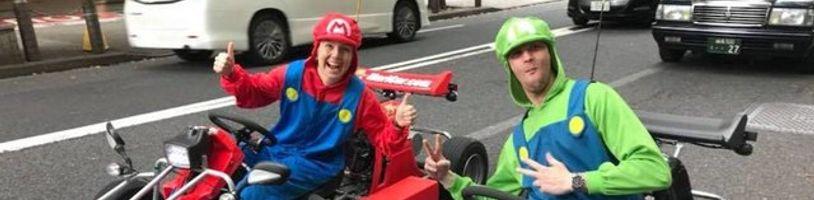 Nintendo vysoudilo půl milionu dolarů na motokárách MariCar