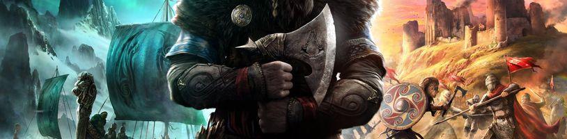 Zítra uvidíme první záběry z Assassin's Creed Valhalla