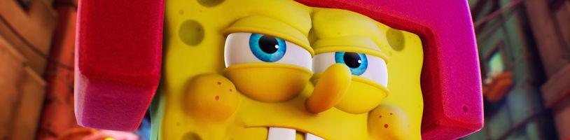SpongeBob v novém dobrodružství cestuje do alternativních dimenzí