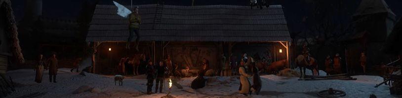 Warhorse Studios přejí šťastné a veselé Vánoce