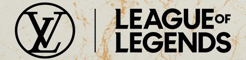 Virtuální hrdiny v League of Legends oblékne Louis Vuitton