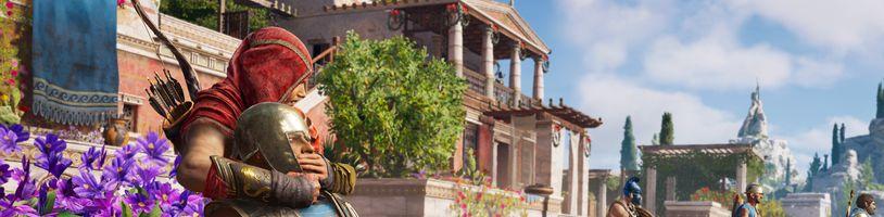 Ubisoft najal pro Assassin's Creed: Odyssey zejména řecké herce