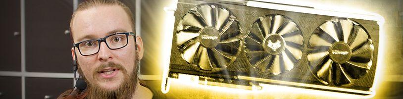 Konečně silná karta od AMD: Sapphire Radeon Nitro+ RX 5700 XT