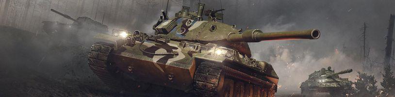 Podporu sledování paprsků v reálném čase chystá i World of Tanks