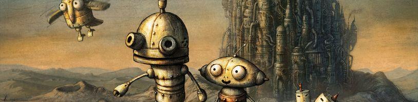 Česká hra Machinarium slaví 10 let od původního vydání