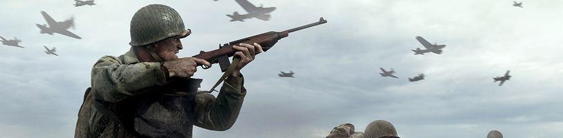 Beta Call of Duty: WWII přichází na PC již na konci září a k zhlédnutí je nový příběhový trailer