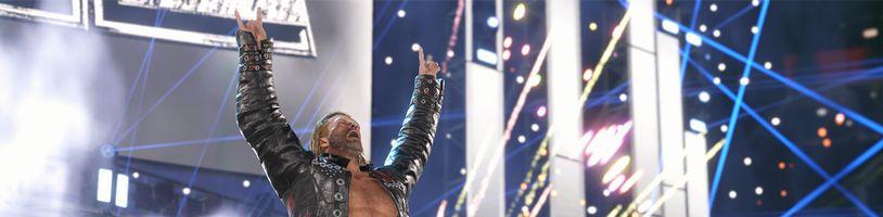 """WWE 2K22 vypadá """"fantasticky"""", ale letos nevyjde"""