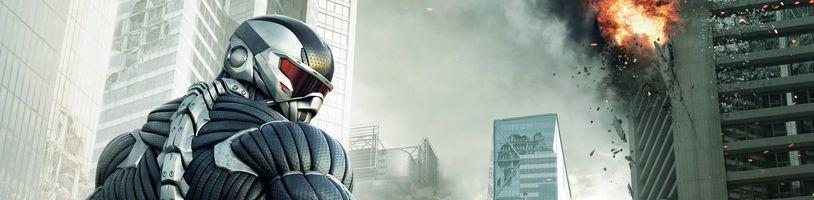 Crytek naznačuje příchod Crysis 2 Remastered