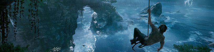 Největší změna Lařiných akcí v nadcházejícím Shadow of the Tomb Raider