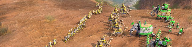 O víkendu si mohou všichni vyzkoušet Age of Empires 4
