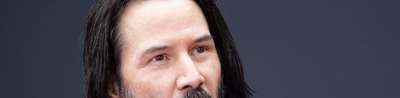 Keanu Reeves hraje v Cyberpunku stěžejní roli