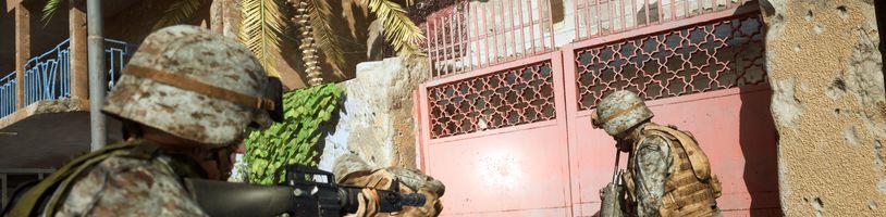 Válku v Iráku si prožijeme v Six Days in Fallujah