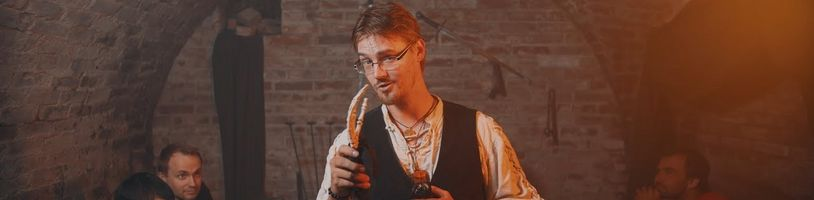 Česká dračáková skupina Strangers and Dragons  zverejnila na Startovači nový projekt