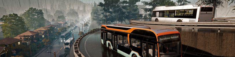 Bus Simulator 21 láká na řízení autobusu i firmy samotné