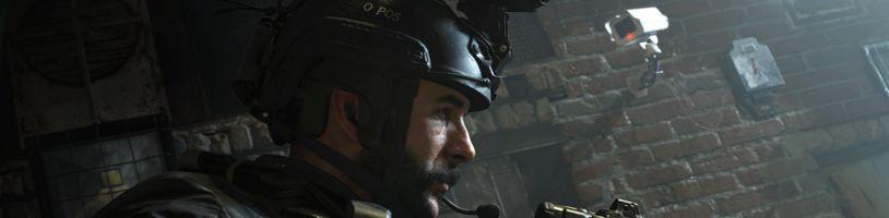 Call of Duty: Modern Warfare chce být realistické i provokativní