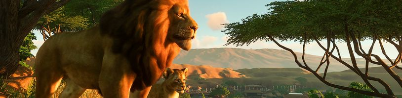 Trailer připomíná vydání hry Planet Zoo, která má české titulky