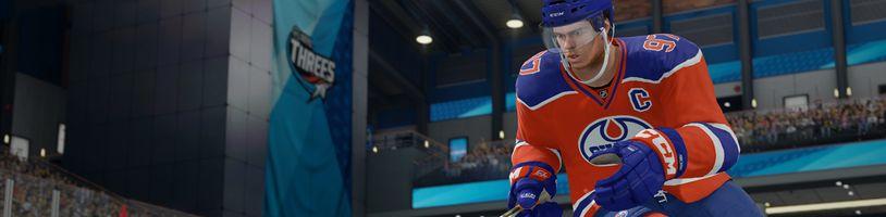 NHL 18 je skvělým nástupcem, hokej bude bavit i ty, kteří nejsou zcela fanoušky žánru