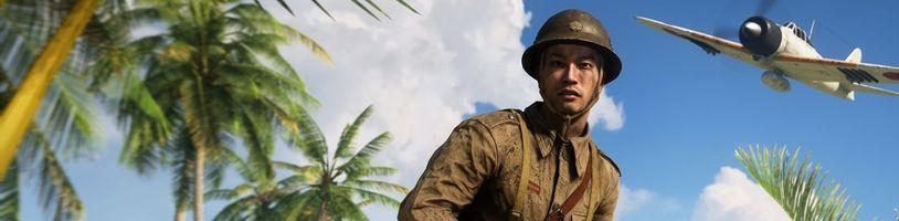 Battlefield 5 představuje válku v Pacifiku s návratem známých map
