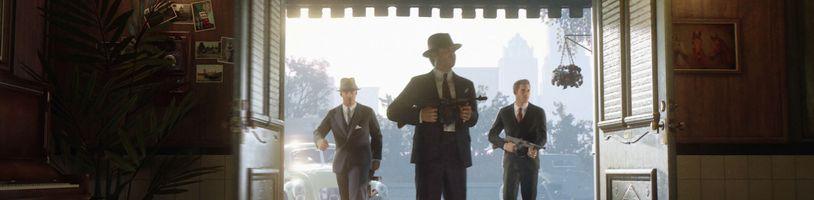 Další trailer pro remake Mafie ukazuje život gangstera