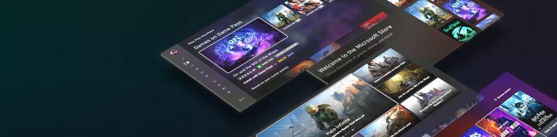 Xbox obdrží nový Microsoft Store a Series X je kompatibilní se všemi ovladači Xboxu One