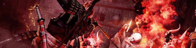 V listopadu s PS Plus samurajská hardcore záležitost a horor