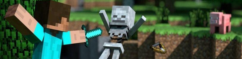 Minecraft obdrží editor pro tvorbu postav