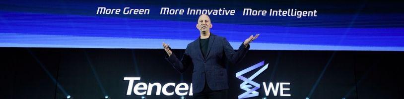 Čínský Tencent chce koupit polskou 1C Entertainment s Cenegou