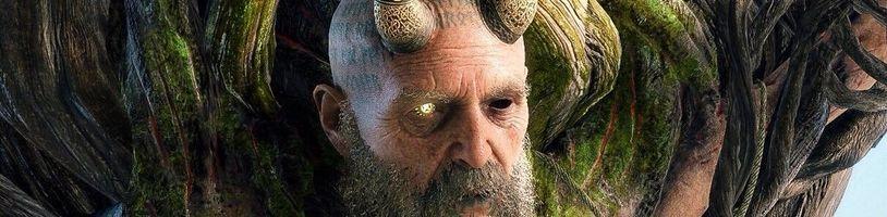 Nadšení fanoušci přivedli k životu mluvicí hlavu Mimira z God of War
