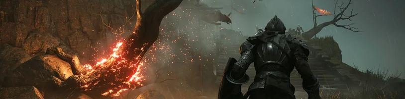 Gameplay záběry z remaku Demon's Souls vrací spoustu vzpomínek
