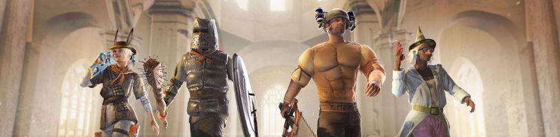 PUBG jako aprílový vtip připravilo Fantasy Battle Royale se speciálními třídami postav