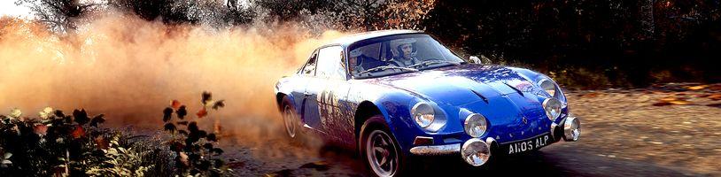 Dirt Rally 2.0 zatlačí na Váš volant