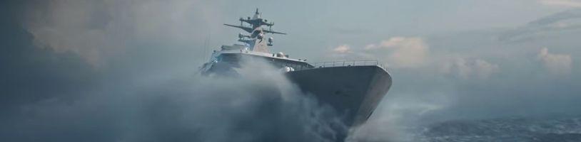 Battlefield 2042 ukáže v krátkém filmu nepatriotickou světovou válku