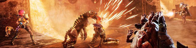Necromunda: Hired Gun je rychlá a brutální střílečka ve světě Warhammeru 40,000
